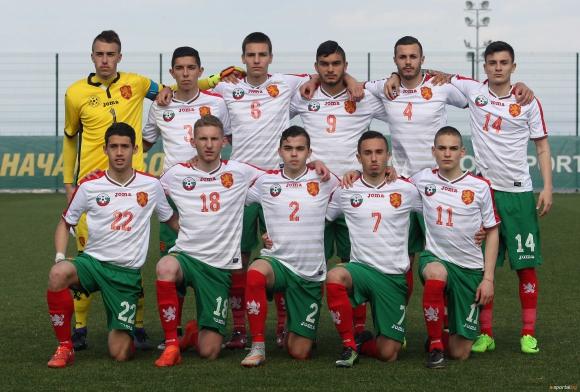 България U18 загуби и втората си контрола с Финландия (видео+галерия)