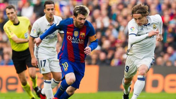 Реал Мадрид - Барса вече има дата и час