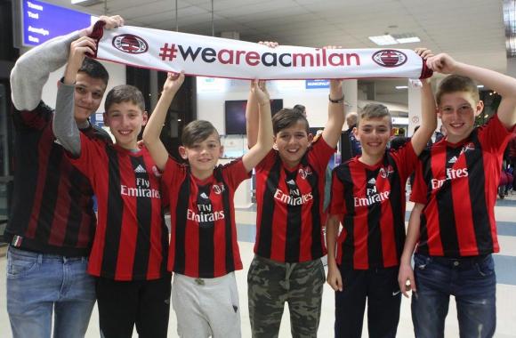 Български таланти впечатлиха Милан