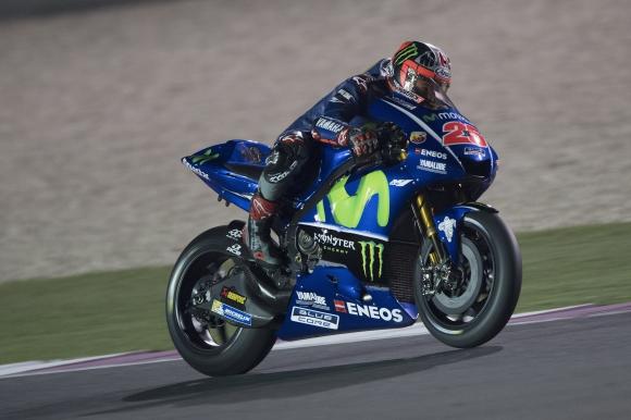 Доминация на Винялес в първата тренировка от MotoGP в Катар, аутсайдери пред Роси