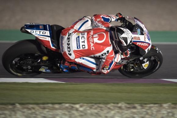 Винялес катастрофира по време на втората тренировка в MotoGP, Рединг бе най-бърз