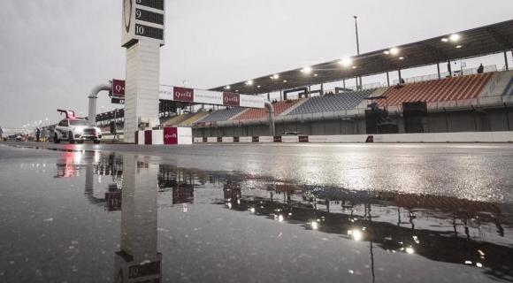 """Дъжд отмени квалификацията за Гран При на Катар, Винялес """"спечели"""" полпозишън"""