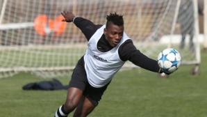 Викнаха в националния на Кения играч на Славия