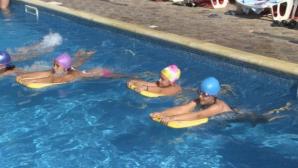 """ММС отпусна 162  000 лв. на 16 клуба по програмата """"Научи се да плуваш"""" за 2017 г."""