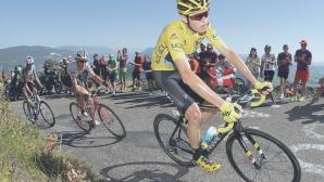 Евроспорт се подготвя за най-голямата колоездачна година в ефира си
