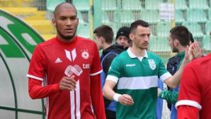 Нападател на ЦСКА-София отиде в Румъния