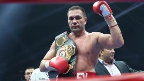 Кобрата отново ще се бие в България на 28 април, ясен е и съперникът му