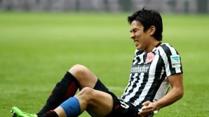 Япония остана без капитана си за решителна световна квалификация