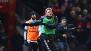 Швайни за Юнайтед: Направих всичко по силите си