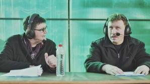 Най-после! Вили Вуцов стана футболен коментатор