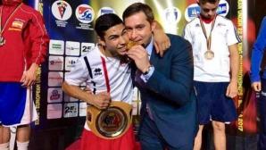 Даниел Асенов е европейски шампион