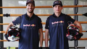 Рикардо: Двамата с Макс не сме като Нико и Люис
