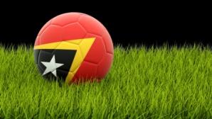 """Изхвърлиха """"бразилския"""" Източен Тимур от международния футбол"""