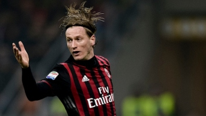 Официално: Сезонът приключи за играч на Милан