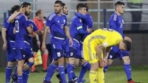 Кипър набързо обърна Казахстан
