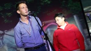 Параолимпиецът Антоан Божилов ще пробва нова дисциплина