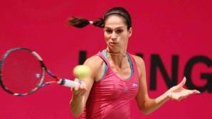 Шиникова на четвъртфиналите в Тунис