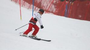Радена Ангелова със злато, бронз за Костадин Данаилов на Зимните игри Спешъл Олимпикс