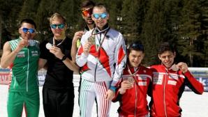 Александър Логистикс с 2 титли в отборния спринт