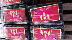 """Полицията в Перу конфискува 1,5 тона кокаин с марка """"Меси"""""""