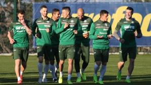 Хубчев ще спира Холандия със защитата на ЦСКА-София