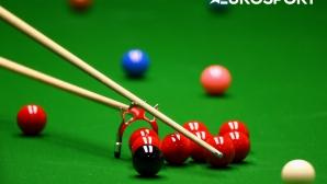 """Откритото първенство на Китай по снукър започва по """"Евроспорт"""""""
