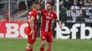 Кулма и Дюлгеров блеснаха за ЦСКА-София срещу Монтана на Панчарево