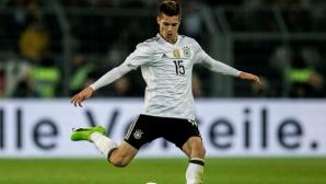 Германия загуби още един играч за мача с Азербайджан