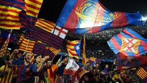 УЕФА наказа Барселона