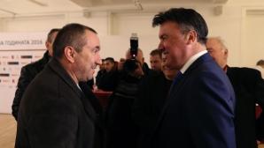 Мъри за лиценза на Левски пред Sportal.bg: Смешна работа, направете си извод за какво става дума
