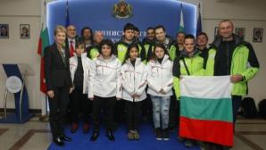 Девет медала за България от Световните зимни игри Спешъл олимпикс