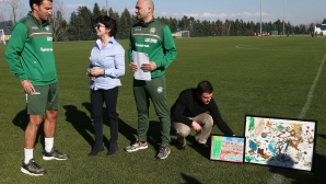Попето и Десподов: Ще се раздадем за вас, нуждаем се от вашата подкрепа (видео)
