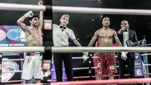 Победен дебют за Даниел Асенов в Световните боксови серии (галерия)