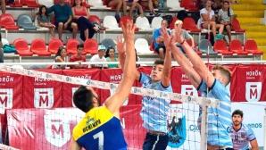 Учиков заби 25 точки, UPCN измъкна първия полуфинал в Аржентина (видео + снимки)
