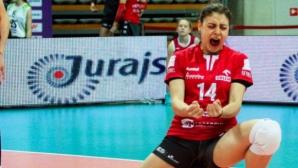 Мирослава Паскова: Целта ни е златен медал