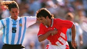Делегатът на България - Холандия част от един от най-великите мигове за футбола ни