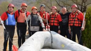 Рафтинг клубове от 5 държави откриха сезона на река Струма Primary tabs