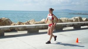 Николай Минков и Радосвета Симеонова защитиха титлата си на Националния шампионат по спортно ходене