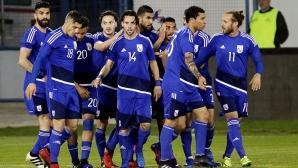 Кипър и Естония си разделиха точките