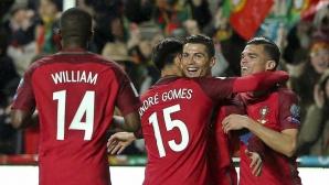 Роналдо скромничи: Моите голове не са важни, а отборът