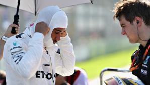 Хамилтън призна: Ферари бяха прекалено бързи