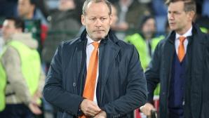 Шефът на холандската федерация: Трябва да решим какво ще правим