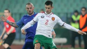 Попов: Не сме лоши футболисти, трябва да продължим по този път