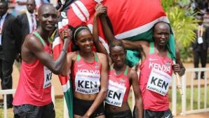 Кения грабна първата титла на Световното по кроскънтри