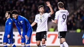 Азербайджан - Германия 1:3 (гледайте тук)