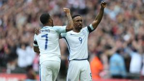 Англия - Литва 1:0, гледайте на живо тук!