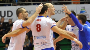 Златан Йорданов и Бенджин с разгромна загуба от Ресовия