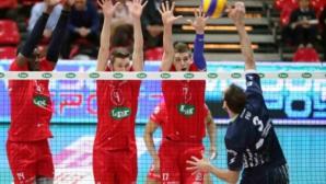 Пиаченца измъкна трудна победа над Латина в плейофите за 5-о място