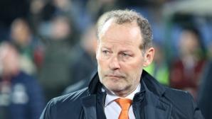 Очаквано: Холандците изритаха Блинд след провала в София