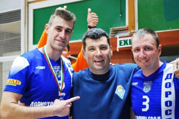 Плейаутът Арда - Доростол ще се играе на 1 април в Бургас